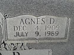 Agnes D <i>Gerstman</i> Dyar
