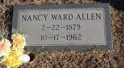 Nancy <i>Ward</i> Allen