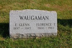 Florence Teresa <i>Ross</i> Waugaman