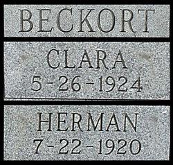 Clara Beckort