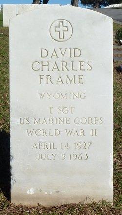 David Charles Frame