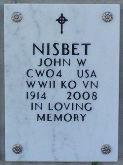 John Waldo Nisbet