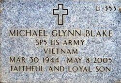 Michael Glynn Blake
