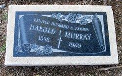 Harold Irwin Murray