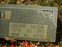Lillian <i>Sasser</i> Bond