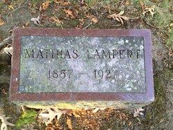 Mathias Lampert