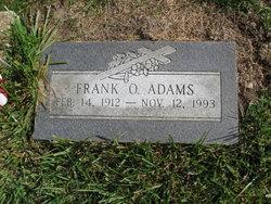 Frank Oden Adams