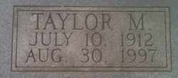 Taylor M. Fenix