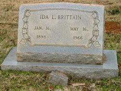 Ida Laura <i>Hibbard</i> Brittain