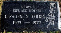 Geraldine Shirley Foulkes