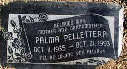 Palma Margaret Pellettera