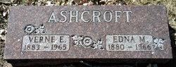 Verne Elsworth Ashcroft