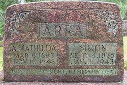 Anna Matilda <i>Talso</i> Arra