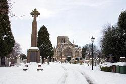 St Mary's Churchyard (Haddington Parish Church)