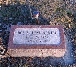 Doris I. <i>Kilpatrick</i> Admire