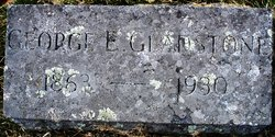 George E. Gladstone
