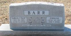 Samuel Talmage Bud Barr
