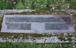 Adath Ellen Ada <i>McDowell</i> Bate