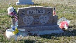 Willis Benton Buster Barrick