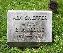 Ada <i>Sheffer</i> Bodine