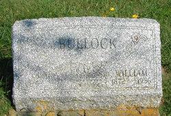 Mrs Clara Ann <i>Sanders</i> Bullock