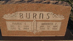 Warren F. Burns