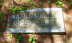 Matilha Alder