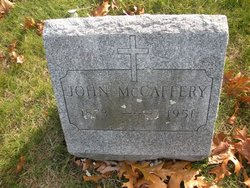 John McCaffery