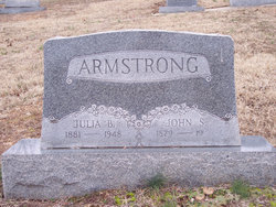 John S Armstrong