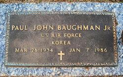 Paul John Baughman, Jr
