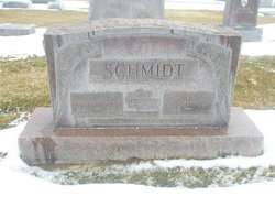 Katherine <i>Schneider</i> Schmidt