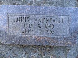 Luigi Giovanni Louis Andrealli