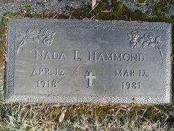 Nada Lorraine <i>Shepardson</i> Hammond