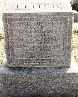 Ritta Belle <i>Leiter</i> Crowl