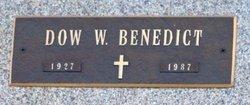 Dow W Benedict
