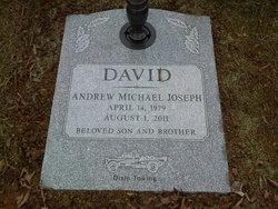 Andrew Michael Joseph David