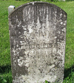 Jane E. <i>McCurdy</i> Johnston