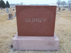 John Everett Burgy