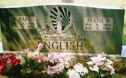 Bessie Elizabeth <i>Bowers</i> English