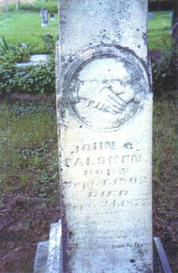 John G Falsken