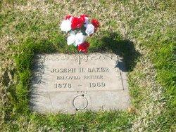 Joseph Harvey Baker