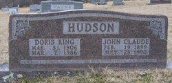 Doris <i>King</i> Hudson