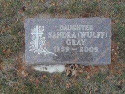 Sandra <i>Wulff</i> Gray