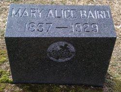 Mary Alice Baird
