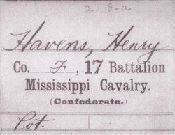 Henry Havens