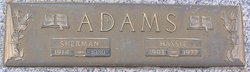 Hassie <i>Pate</i> Adams