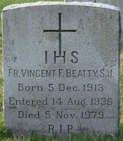 Vincent F Beatty