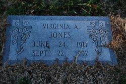 Virginia <i>Atkinson</i> Jones