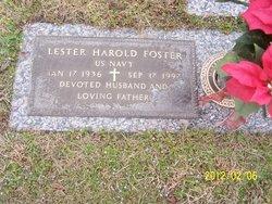 Lester Harold Foster