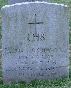 John F X Bellwoar